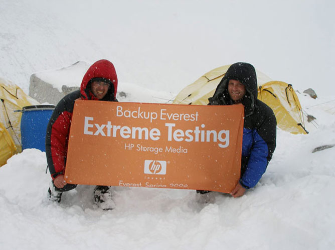 Backup Everest 2009 gallery 8