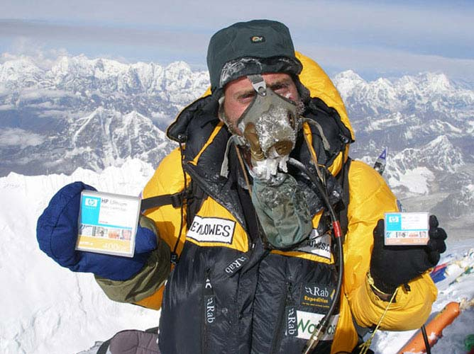 Backup Everest 2009 gallery 9