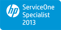 HP ServiceOne Specialist
