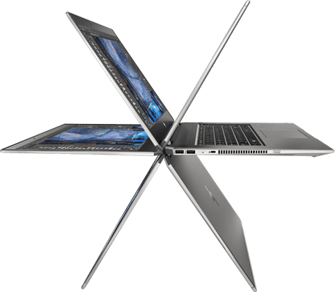 HP Zbook Studio x360 star