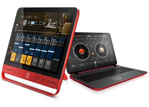 BeatsAudio™ | serie HP Beats Special Edition