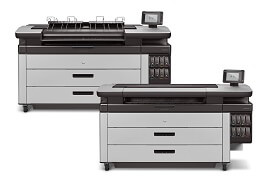 Gamme d'imprimantes HP PageWide XL 5100