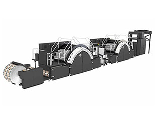 Presse rotative HP PageWide de la gamme T400 HD