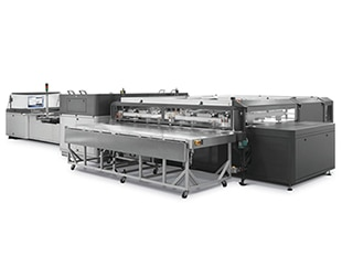 Presse industrielle HP Scitex FB7600