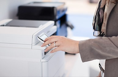 Secure print services are the key to digital transformation