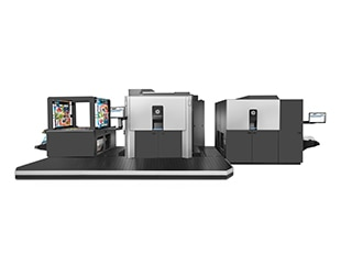 HP Indigo 20000 Digital Press for commercial