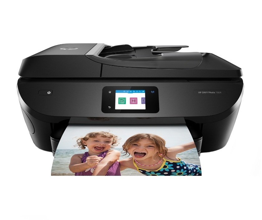 Fáciles de usar, para toda la familia: imprime fotos y documentos con calidad de laboratorio, copia y escanea. Wi-Fi® y Bluetooth®*. - HP ENVY PHOTO