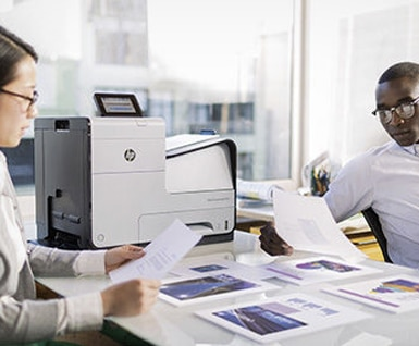 HP Print Security Advisory Service Specialists