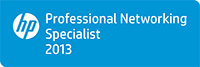 Especialista HP Professional Networking