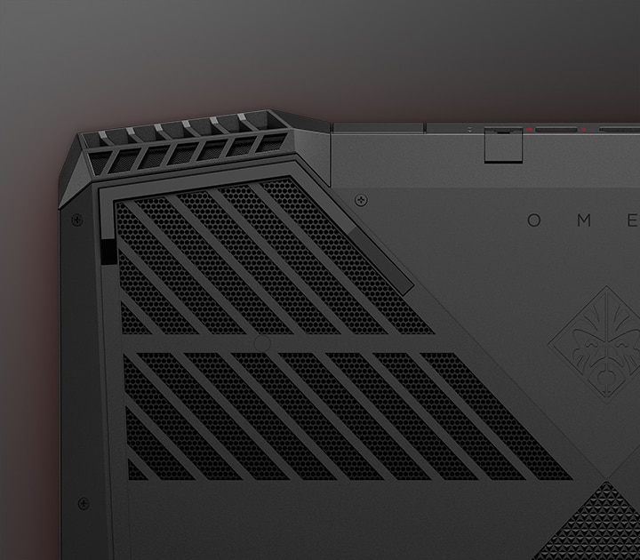 omen  laptop single panel access image