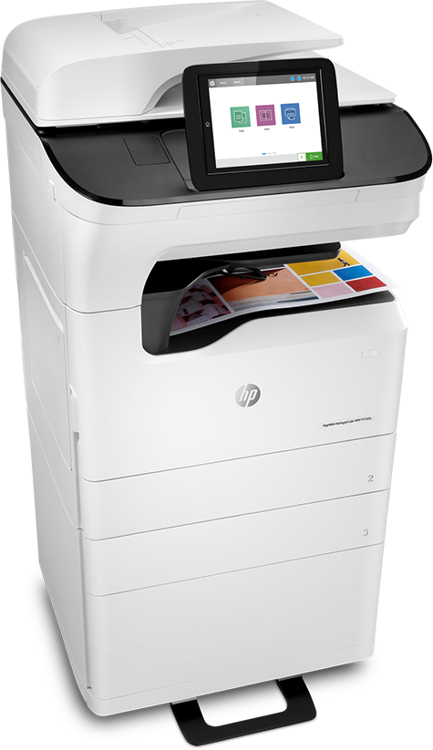 HP PageWide Managed Color -monitoimilaite