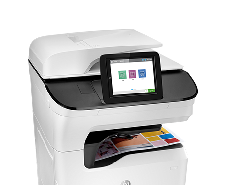 HP A3 PageWide Managed Color -monitoimilaite
