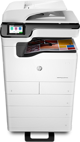 HP A3 PageWide Managed Color MFP P77440dn -monitoimilaite