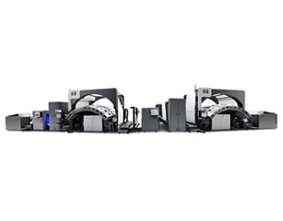 Presse rotative HP PageWide de la gamme T300 HD