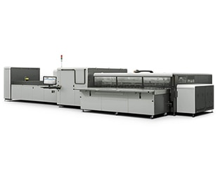 Presse industrielle HP Scitex 11000
