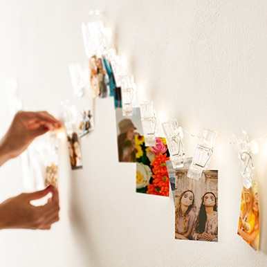HP Sprocket LED String light Clips - Accessories