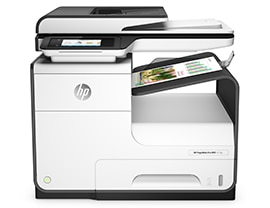 Imprimante multifonction HP PageWide Pro 477/577dw