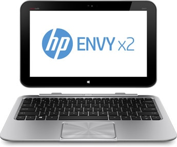 ENVY x2 Dual Core notebook tablet PC