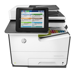 HP PageWide Enterprise Color 586dn Printer