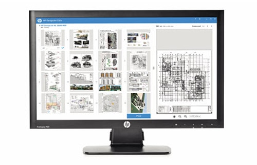 HP Click software