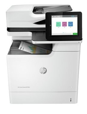 HP Color LaserJet Enterprise MFP 681dh