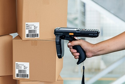 Hand Held printers for logistics