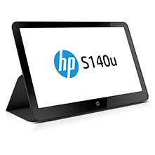 HP EliteDisplay S140u USB Portable Display