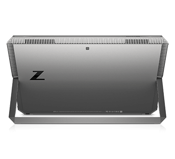 HP ZBook x2 rear view