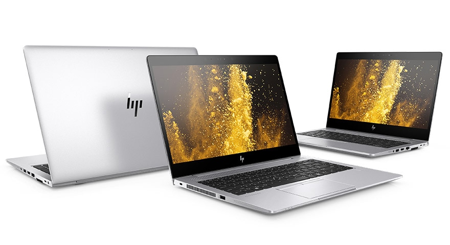 HP EliteBook 800 series business laptops