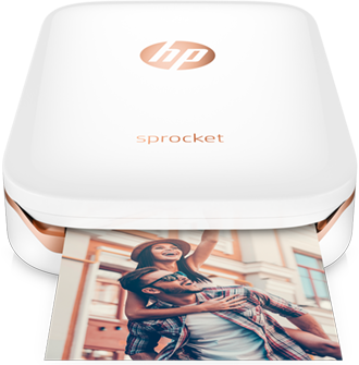 HP Sprocket First Edition white/grey/pink/black/lilac/violet/green