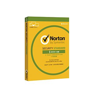Norton Security Standard 3.0 1 User 1 Devices For 24 Months