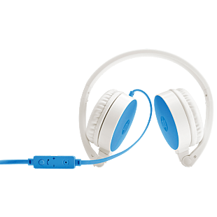 HP H2800 Blue Headset