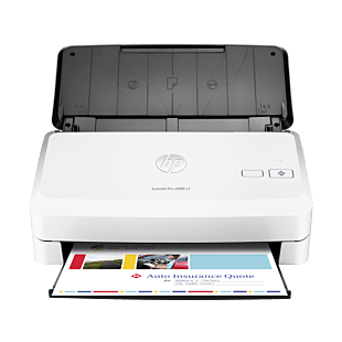 HP ScanJet Pro 2000 s1 單張進紙掃描器
