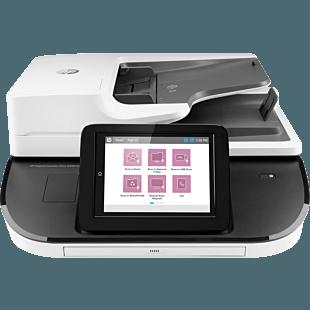 HP Digital Sender Flow 8500 fn2文件擷取工作站