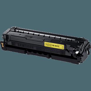 Samsung CLT-Y503L 高產 黄色碳粉盒
