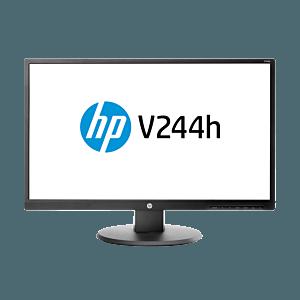 HP V244h 23.8-inch Monitor