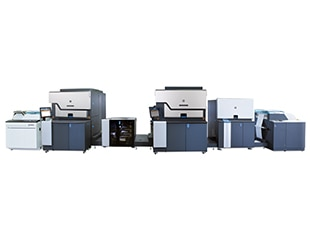HP Indigo W7250 Digital Press