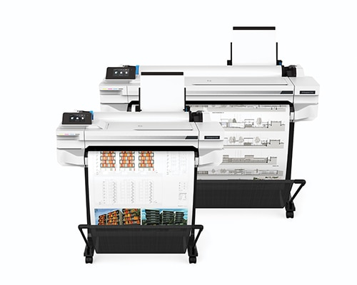 HP DesignJet T525 24-in Printer (5ZY59A)HP DesignJet T530 24-in Printer (5ZY60A)HP DesignJet T525 36-in Printer (5ZY61A)HP DesignJet T530 36-in Printer (5ZY62A)