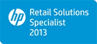 HP Retail Solutions (RSS) Specializáció