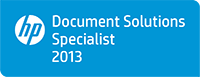 HP Document Solutions (DSS) Specializáció