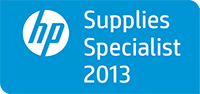 HP Supplies Specializáció
