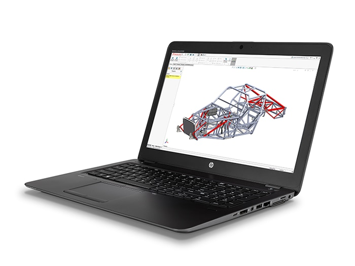 HP ZBook Workstation Ultrabooks™ ³