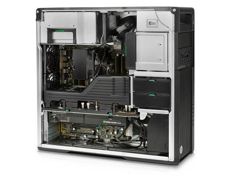 HP Z640 Workstations