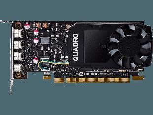 NVIDIA Quadro P1000 4GB Graphics
