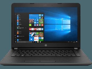 HP Notebook - 14-bw017au