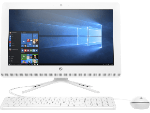 HP All-in-One - 20-c323d