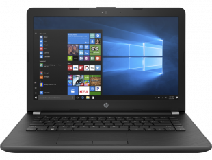 HP Notebook - 14-bs124tx