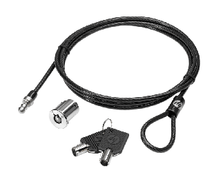 HP Master Keyed Docking Station Cable Lock
