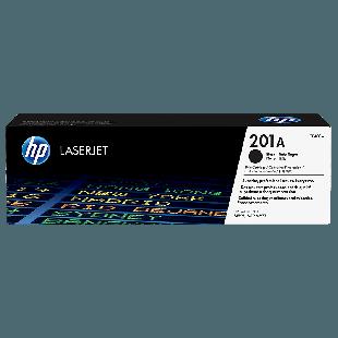 HP 201A Black Original LaserJet Toner Cartridge