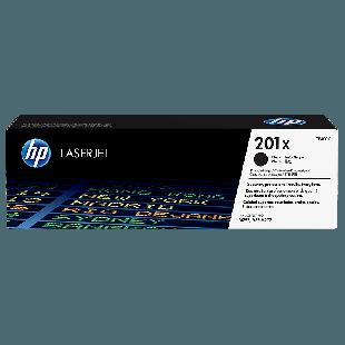 HP 201X High Yield Black Original LaserJet Toner Cartridge